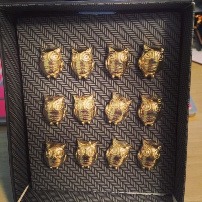 Another great @targetstyle office find! Owl pushpins!! #targetstyle #homedecor #officesupplies…