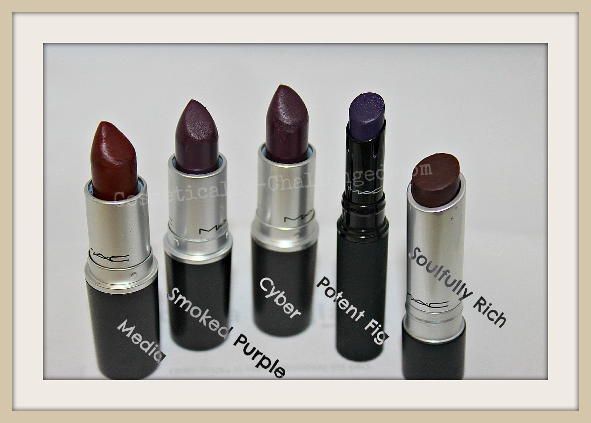 MAC's iconic lipstick formula shades, defines, and accentuates the lips with hundreds of hues in high-fashion textures.