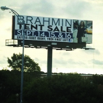 Brahmin or Bust! My 12 hour trip to the Brahmin Tent Sale.