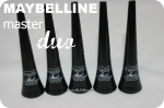 Maybelline Master Duo Header