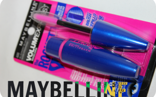 Maybelline Volume Express The Rocket Mascara