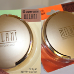 Milani Cosmetics Oil Free Foundations