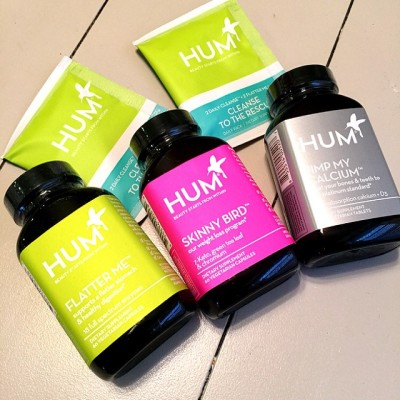 Have you tried @humnutrition? There catchy names and colorful labels…