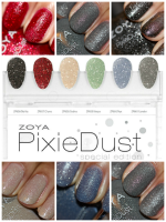 Zoya PixiDust Collection