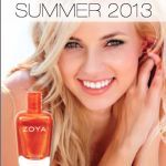 Zoya Stunning and Irresistible Collections for Summer 2013 x Press Release