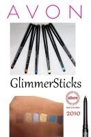 Avon Glimmer Sticks Post