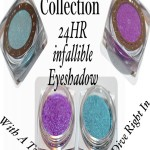 L'oreal Miss Candy Collection 24HR Infallible Eye shadow