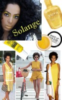 Solange Yellow