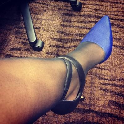 Seminar shoes! #steven #pumps #heels #fashion #style #shoefie