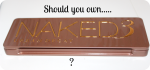 Naked 3 Urban Decay 1