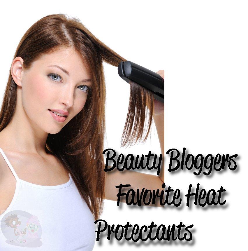 Beauty Blogger Heat Protectants