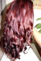 Chocolate Colored Hair 4