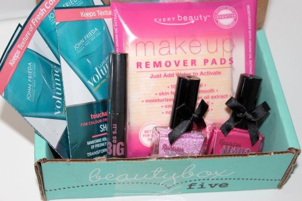 February Beauty Box 5