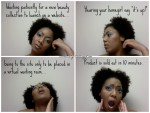 Emotions of a Beauty Addict during an Online Beauty Collection Launh