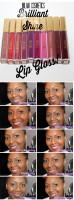Milani Brilliant Shine Lip gloss