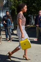 Yellow Handbag, Solange