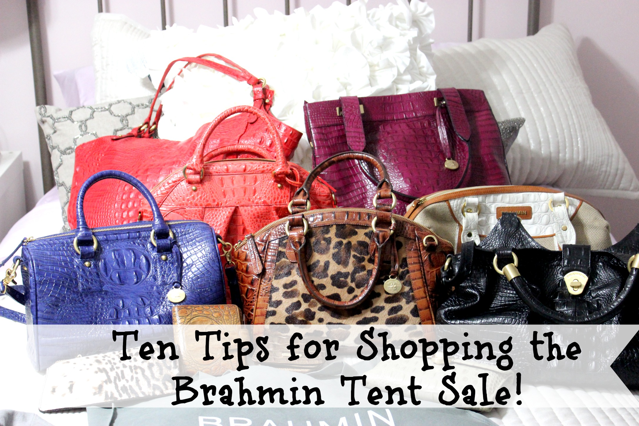Brahmin handbags on sale for anniversary! | Fashion Accessories