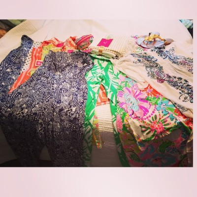 Lilly Pulitzer for Target sold out in 2 minutes at…