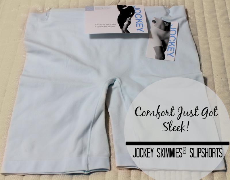 Comfort Just Got Sleek with the NEW Jockey Skimmies ® slipshorts!