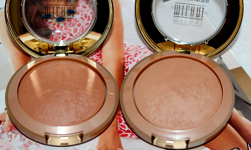 These Baked Bronzers just weren't Baked Long Enough