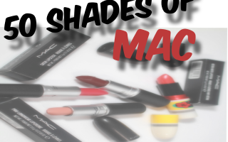 50 Shades of MAC Blog