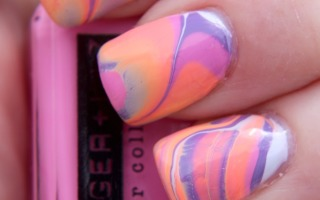 Ginger and Liz Tie Dye Mani.jpg