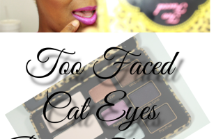 Too Faced Cat Eyes Palette Tutorial Header