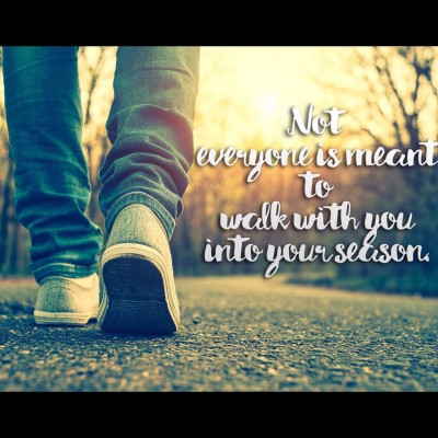 Lesson Learned wisdom quote faith walkintoyourseason