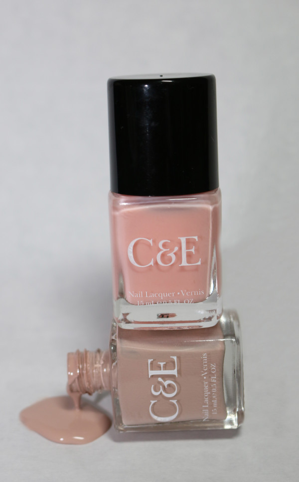 Crabtree and Evelyn New Nail Polish