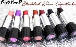 Kat Von D Studded Lipsticks Title