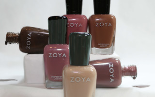 Zoya Naturel Bottles Deux