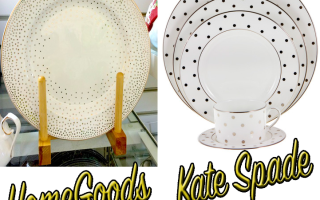 Kate Spade Larabee Look Alikes spotted at HomeGoods