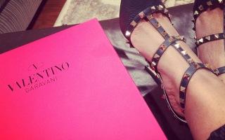 Valentino #rockstuds Valentino Rockstuds, VALENTINO GARAVANI