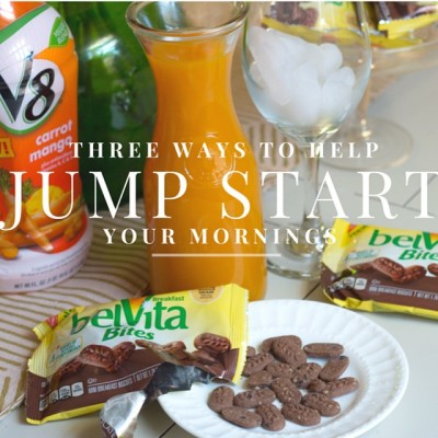 Today on BeingMelody I'm sharing three ways to jump start…