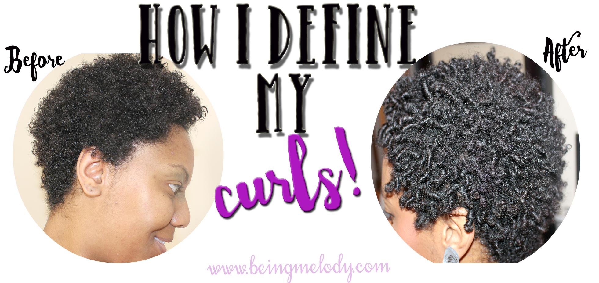 Sponge Style For Natural Hair
