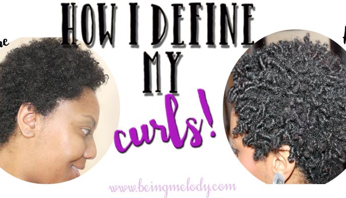 Finge Coils, Natural Hair, How to Finger Coil Your Natural Hair, 4B Natural Hair, BeingMelody.com