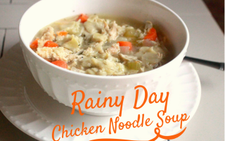 BeingMelody.com, Chicken Noodle Soup, Chicken Noodle, Soup