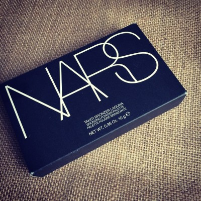 I'm just going to rock this here @narsissist Tahiti Bronzer…