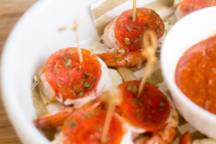Pepperoni Shrimp Bites (10 of 10)