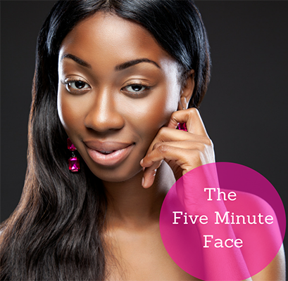 The Five Minute Face Routine You Should Be Doing.