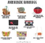 Animal Shaped Handbags