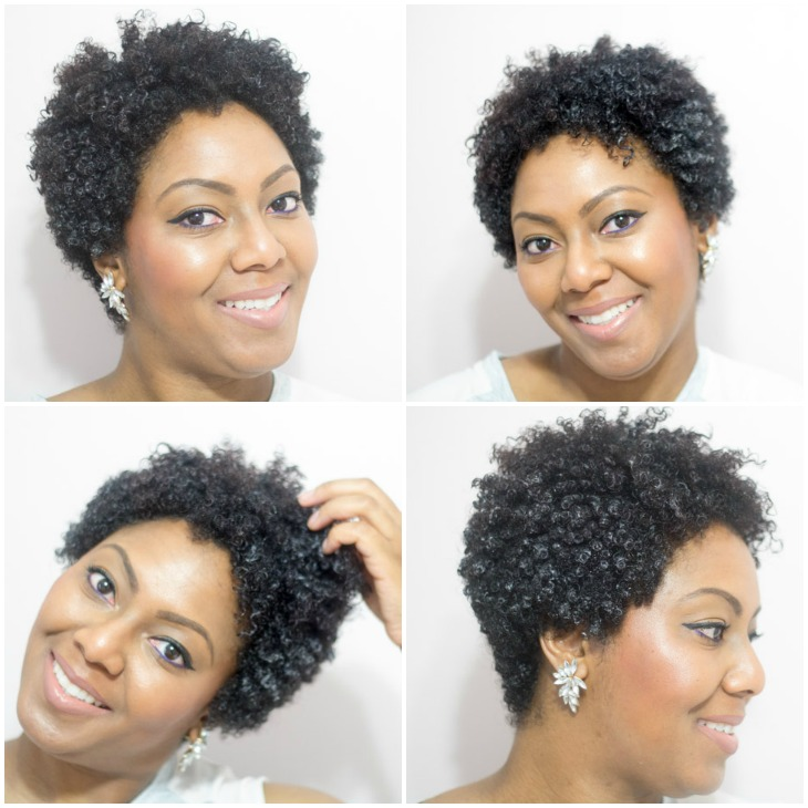 Quick And Easy Wash N Go Routine Www Beingmelody Com
