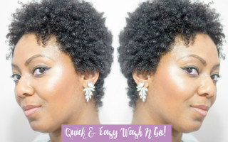 Wash N go Featured Image