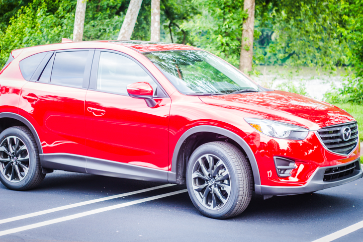 Cool Ve Met My Spirit Vehicle She39s A 2016 Mazda CX5 Grand Touring