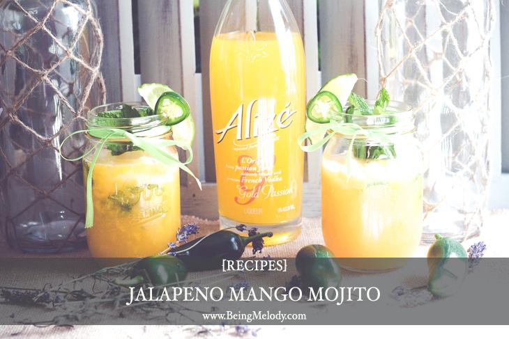 Jalapeno-Mango Mojito