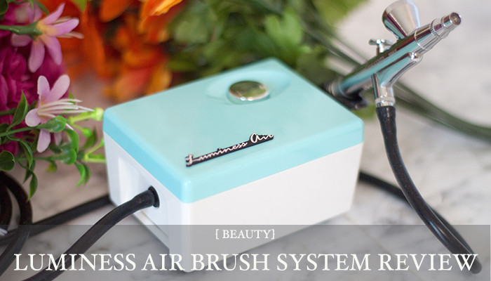 Luminess Air Brush System Review | Being Melody|