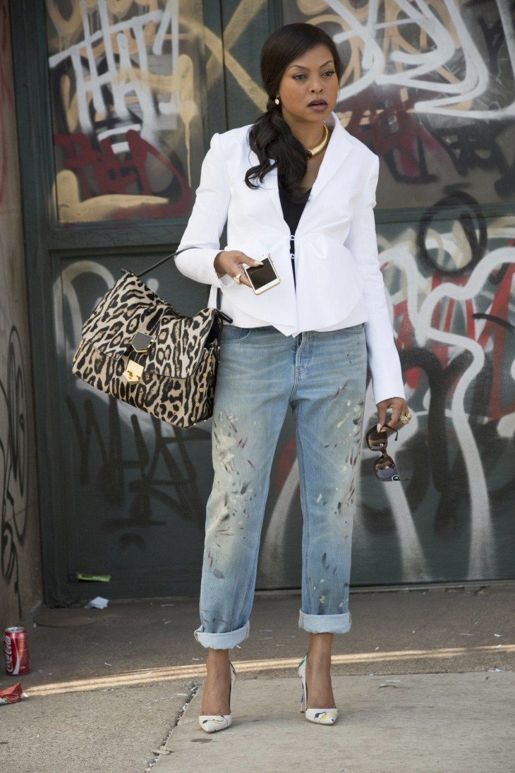 Love the show Empire on Fox? Check out how you can steal of the Fashion of Cookie Lyon's for less.| Empire Fox| Empire Fashion|