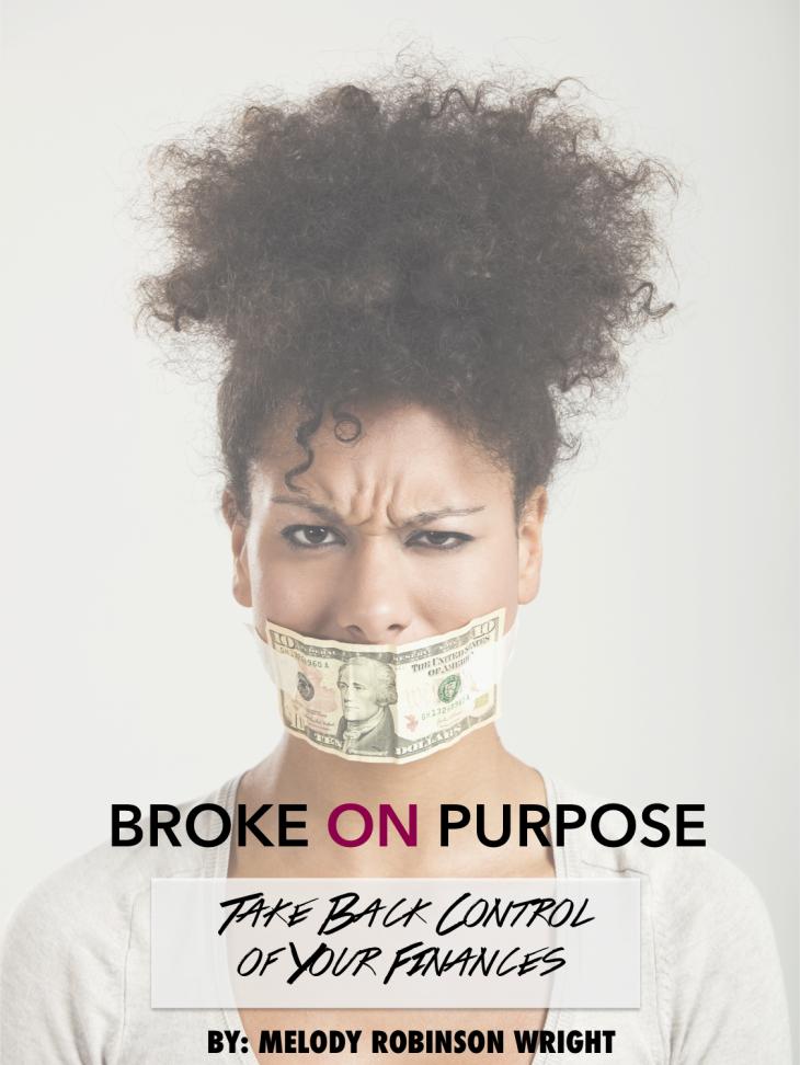 The Broke on Purpose Ebook is Here!