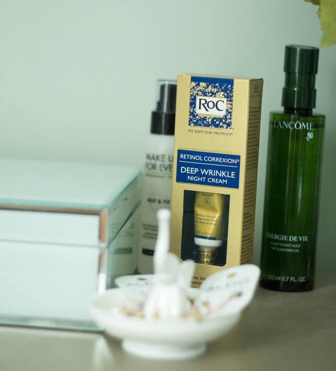 #WomanwhoROC ROC Retinol Night Cream BeingMelody.com  @BeingMelody