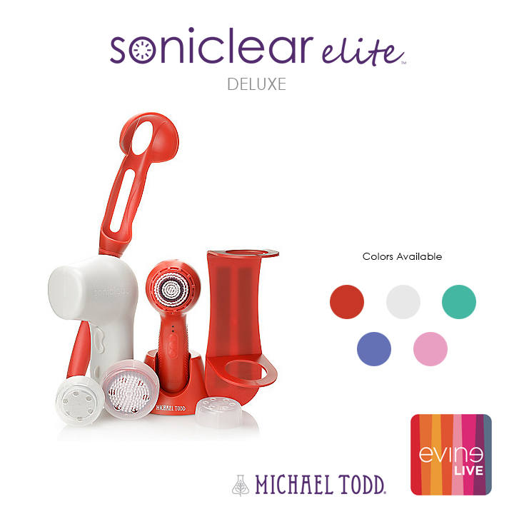 Michael Todd Soniclear Elite is the perfect gift for someone who is looking to enhance their skincare needs..
